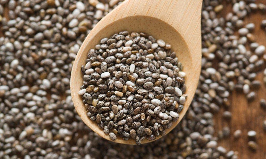 семена чиа сколько употреблять по времени
